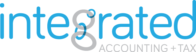 Integrated Accounting + Tax Logo